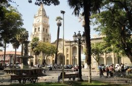 lugares turisticos de cochabamba chapare