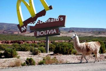 mcdonalds bolivia