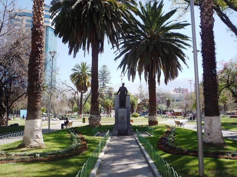 puntos turisticos cochabamba