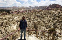 valle de la luna la paz como llegar bolivia