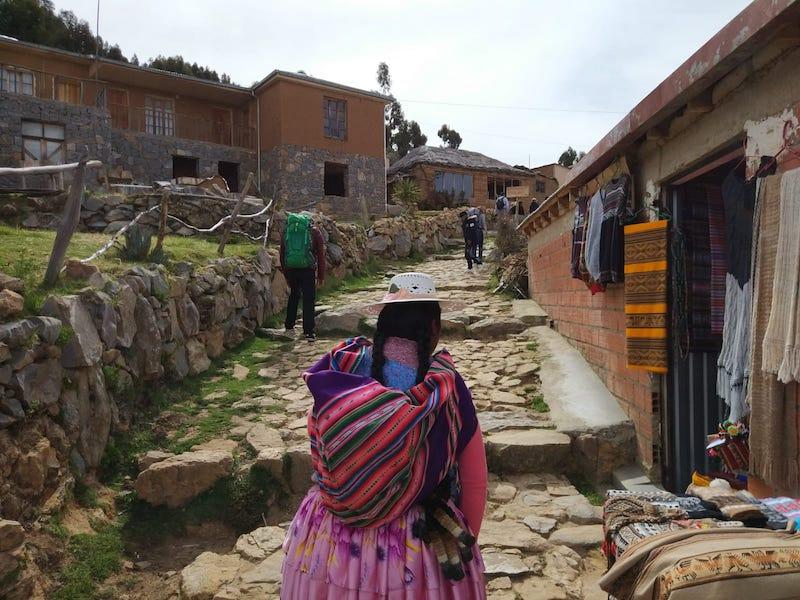 vivir en bolivia siendo argentino