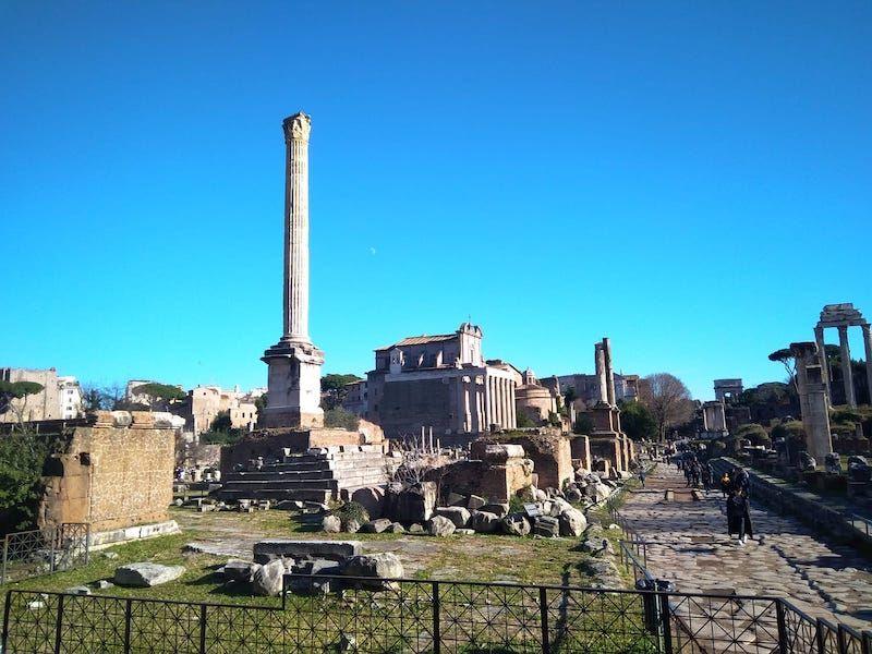 que ver en Roma en 4 días