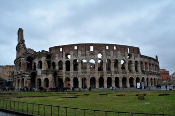 Curiosidades Coliseo Roma