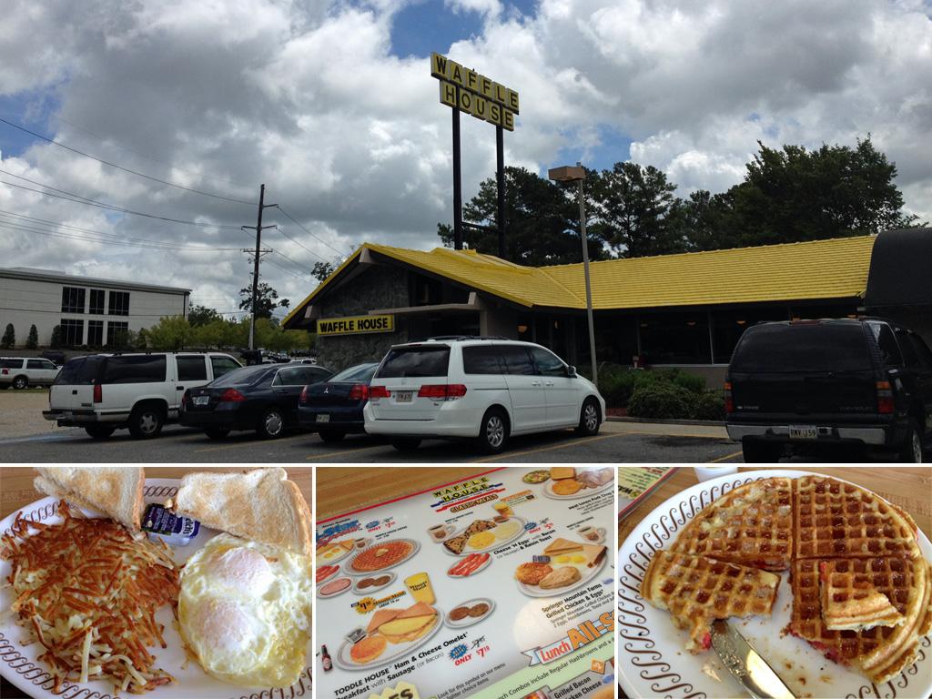 Waffle House Baton Rouge