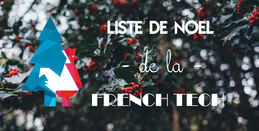 Liste Noël de la French Tech