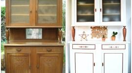 Rénover un buffet ancien / DIY