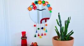 Le miroir de Frida Kahlo / DIY