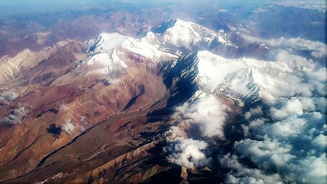 Cordillère des Andes - Carnet de voyage au Chili / Après la flemme