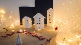Les maisons photophores / DIY