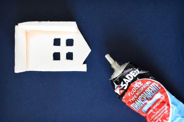 Maisons photophores / DIY Après la flemme
