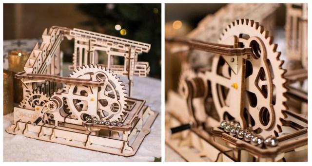 Maquette de Circuit à billes Nature & découvertes