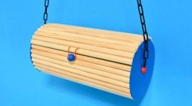 Créer un sac en bois / DIY