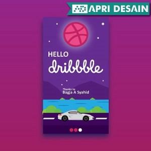 jasa desain splash screen aplikasi