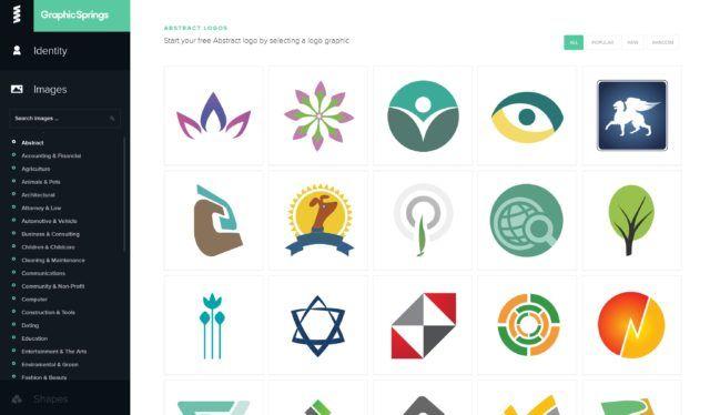 Situs desain logo keren gratis