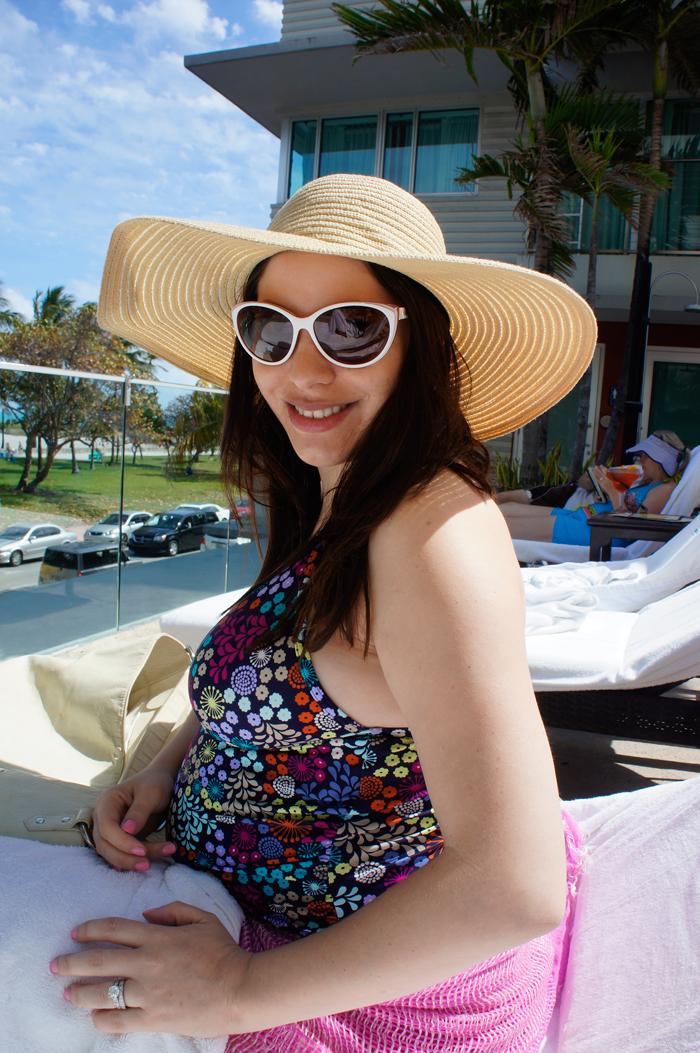Maternity-Bathing-Suit, maternity bikini, pregnancy swimwear, anita maternity, maternity swim