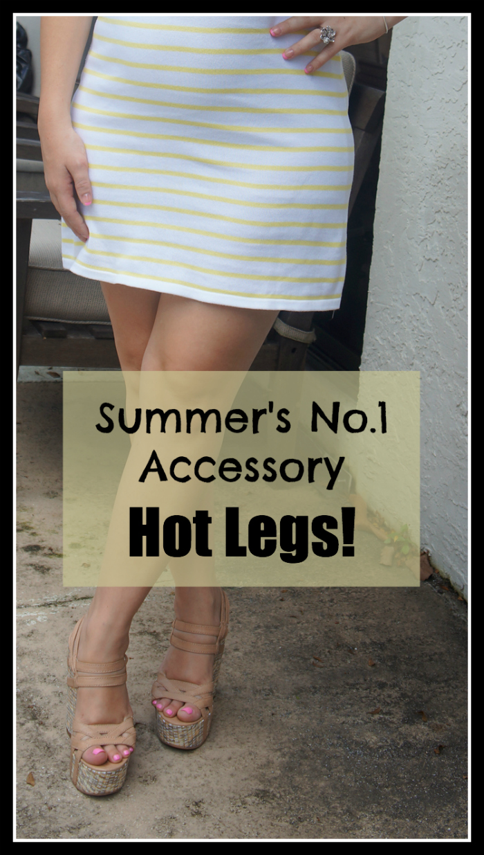 Summer No.1 Accessory Hot Legs, #shop, summer's no.1 accessory