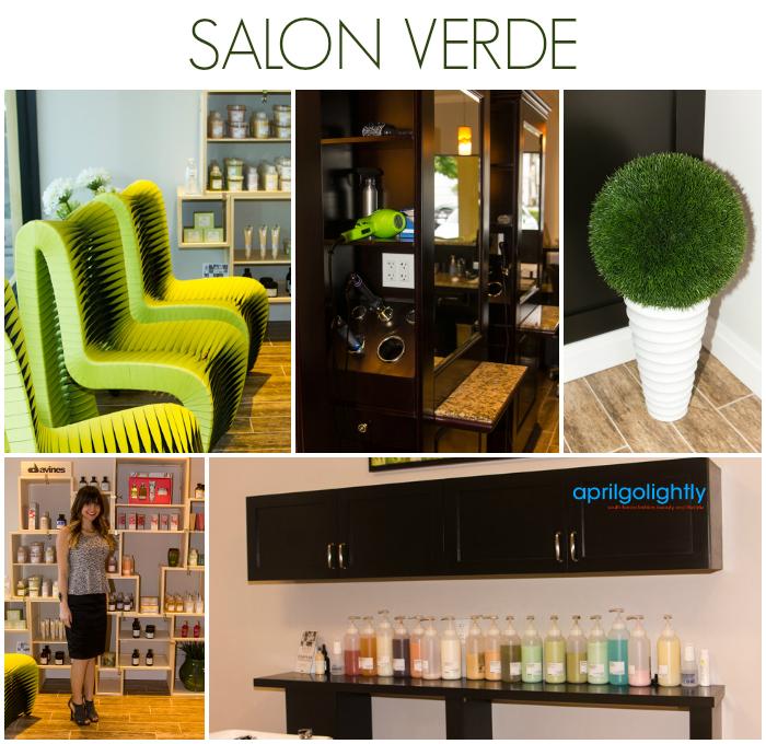 Salon Verde Review