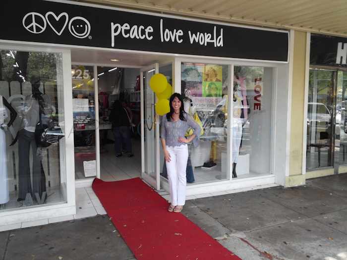 Peace Love World Mothers Day Event_