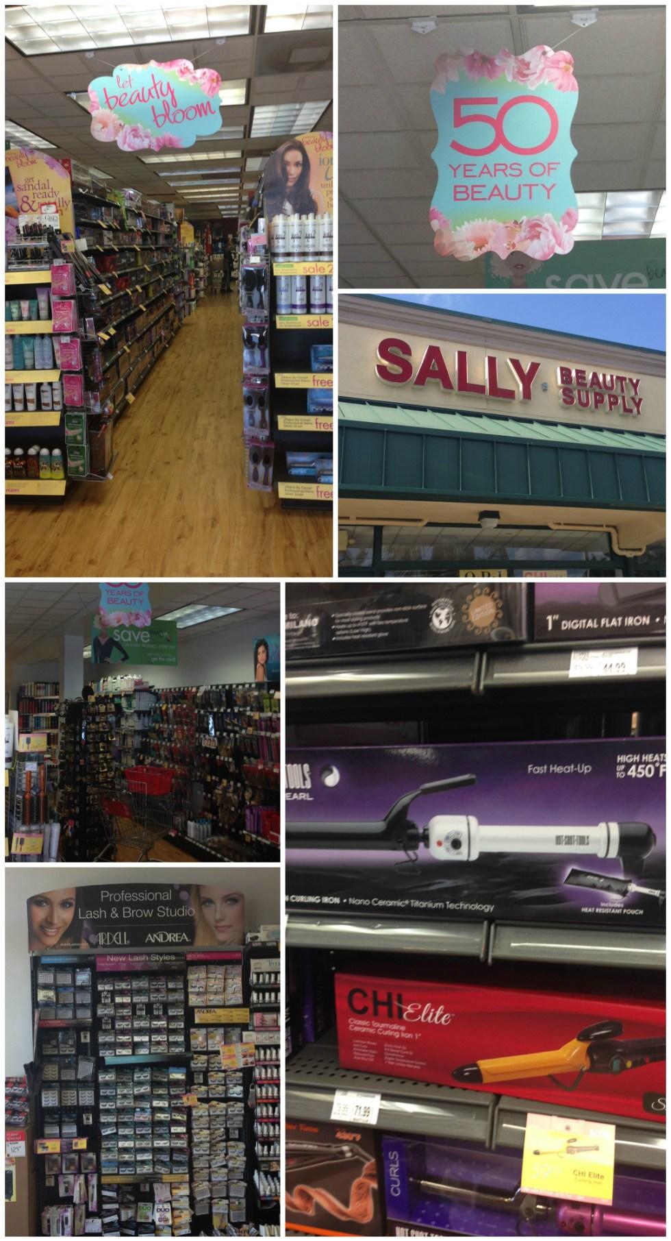 Sallys Beauty Supply
