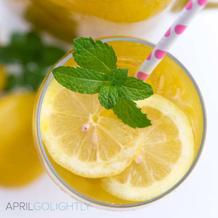 Lipton Cold Brew Mango Mint Iced Tea #shop