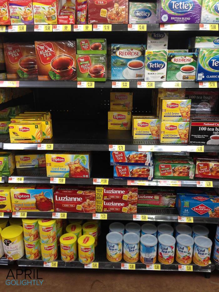 Lipton Iced Tea #TEArifficPairs #shop-