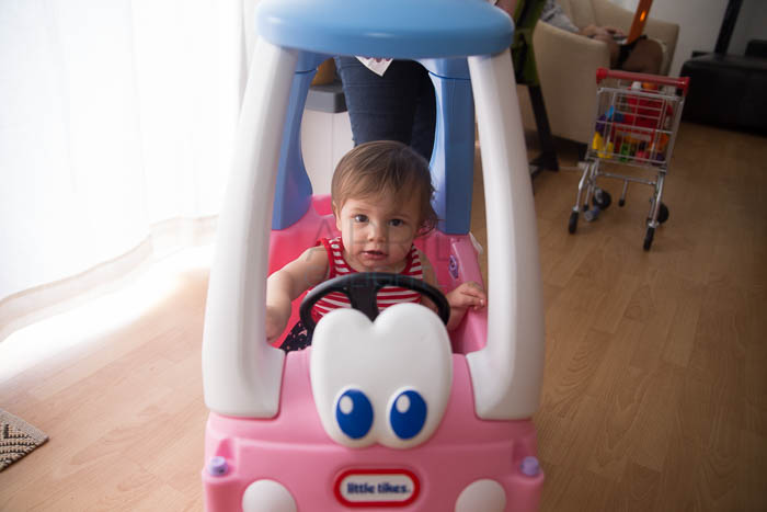 Princess Cozy Coupe -1595