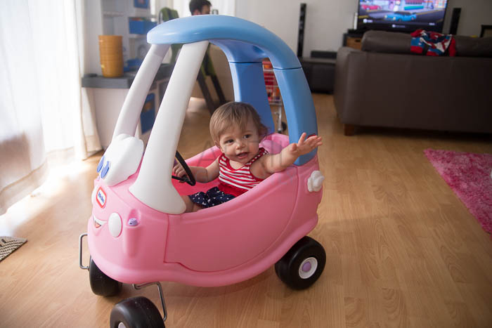 Princess Cozy Coupe -1616