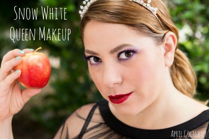 Snow White Queen Makeup Tutorial