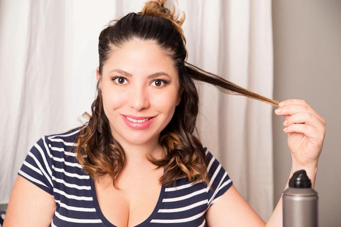 ghd hair tutorial --3