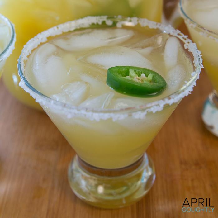 Sweet'N Low - Sweet & Spicy Margarita #SweetNLowStars-1