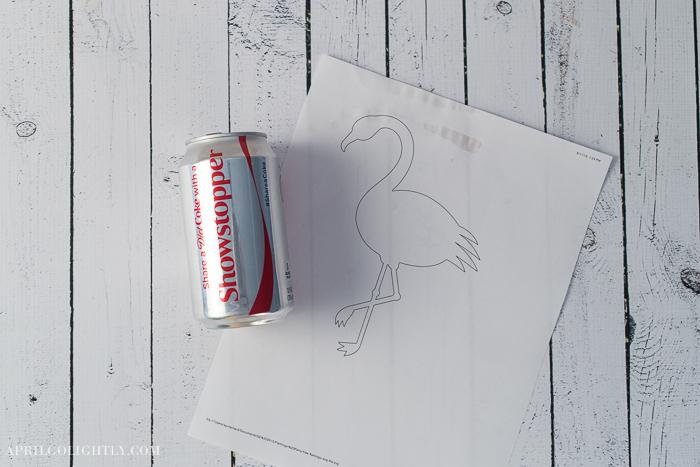 Flamingo DIY -9627