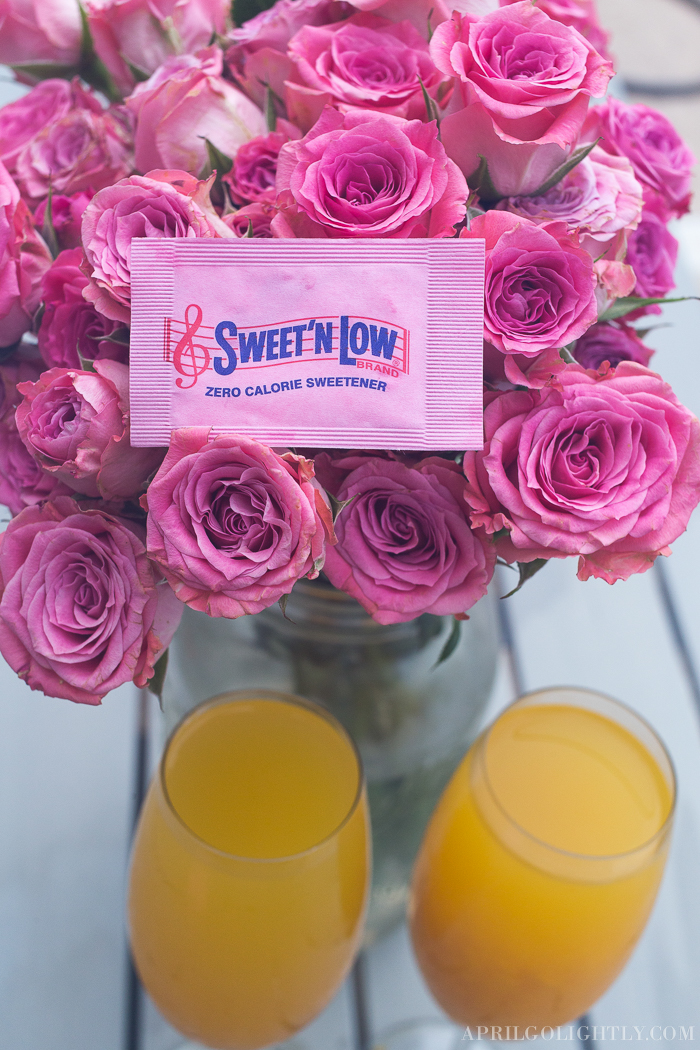 Mango Lemonade Mimosa Sweet 'N Low-1010
