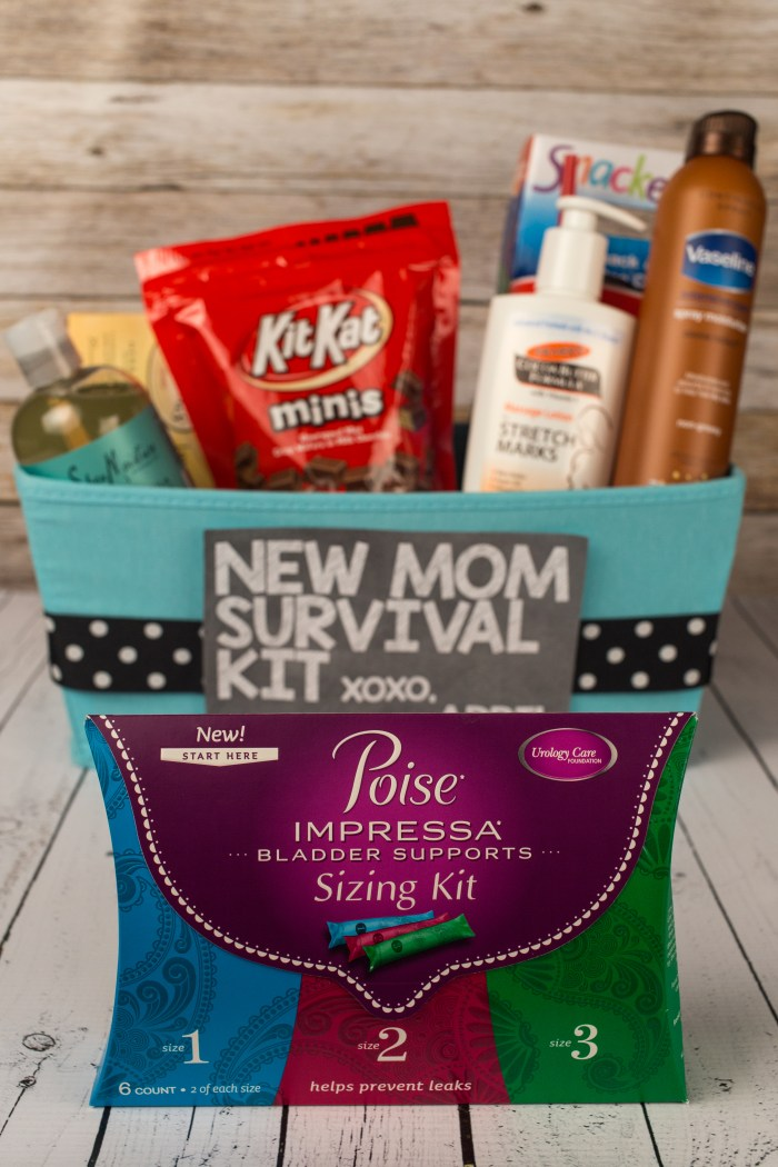 mommy survival kit