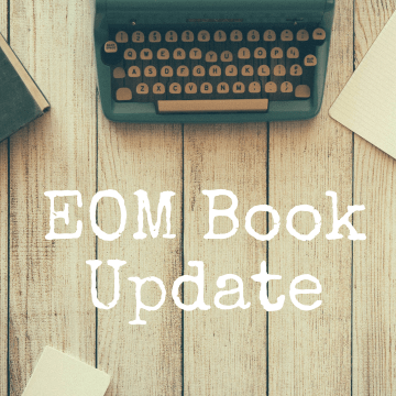 End of Month Book Review for August