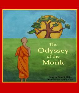 Odyssey of the Monk Cover