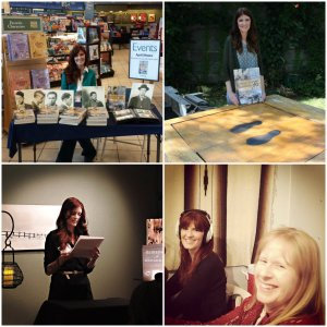 Book Promotion April J. Moore