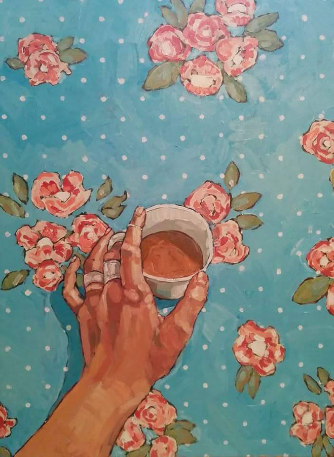first-cup-acrylic-on-cradle-panel-20x24-2014