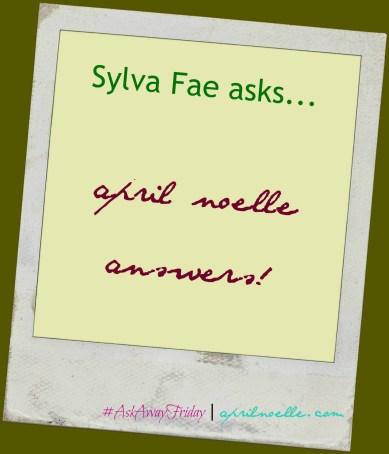 AAF with Sylva Fae