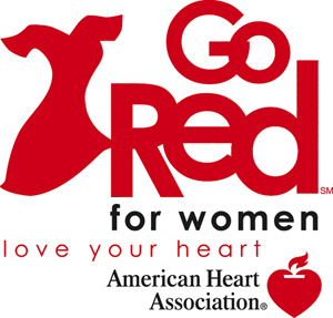 National Go Red Day on Friday, February 6th