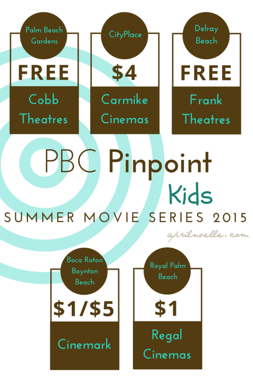 Summer Kids Movie Series
