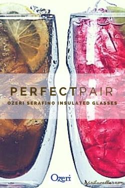 Ozeri Serafino 16-ounce Glasses Review