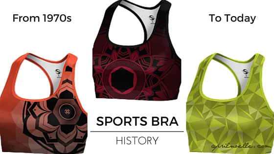 Sports Bra History Is Short, but the Effects Are Long Lasting