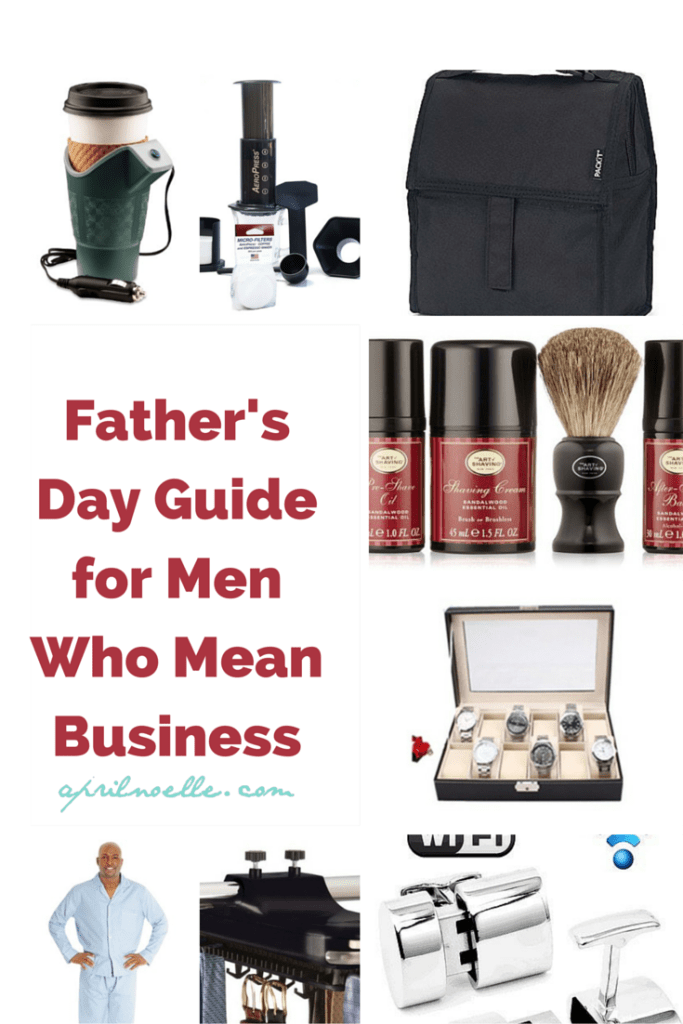 Father's Day Guide for Men Who Mean