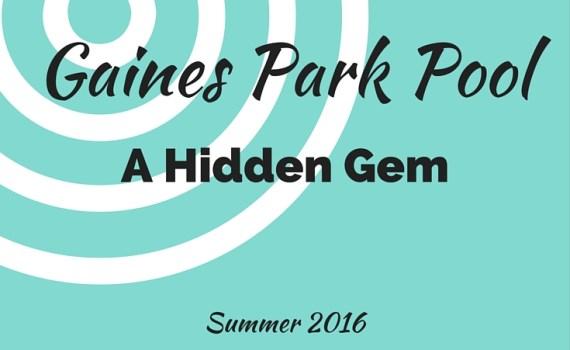 Gaines Park Pool | AprilNoelle.com
