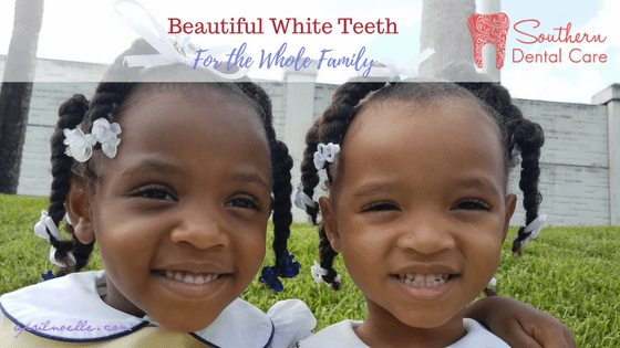 Bee & Butterfly | White Teeth | Cosmetic Dentistry | Southern Dental | AprilNoelle.com