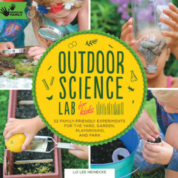 Outdoor Science Lab for Kids | AprilNoelle.com