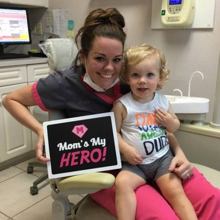 Mom & Son | White Teeth | Cosmetic Dentistry | Southern Dental | AprilNoelle.com