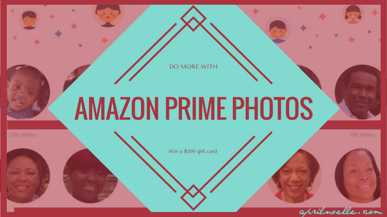 All New Amazon #PrimePhotos Features! {+Win a $500GC} #Ad