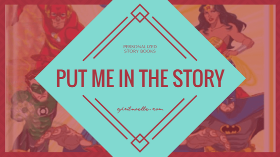 Put Me in the Story   Personalized Story Books   AprilNoelle.com