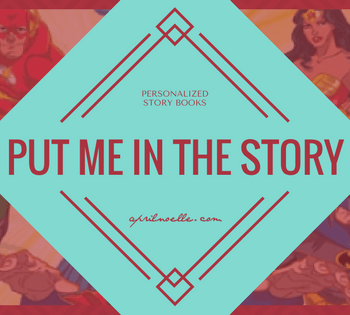 Put Me in the Story | Personalized Story Books | AprilNoelle.com